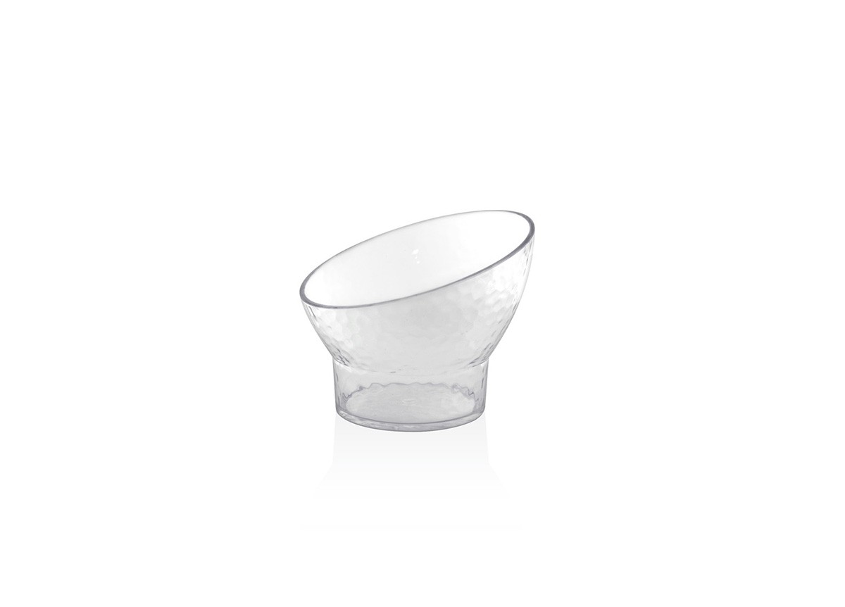 "5.5"" Round Drinkwise®  Slanted Footed Bowl - 16oz"