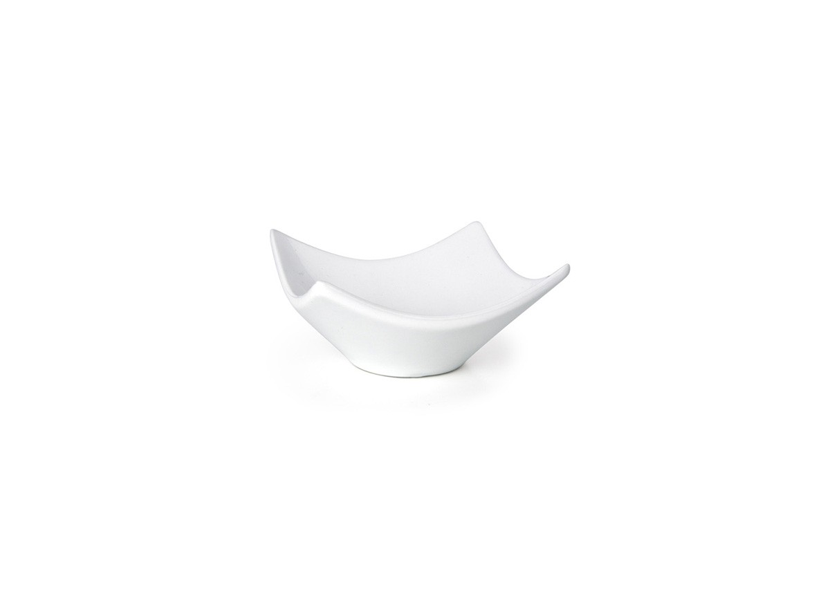 "5"" Square Origami®  Bowl - 7oz"