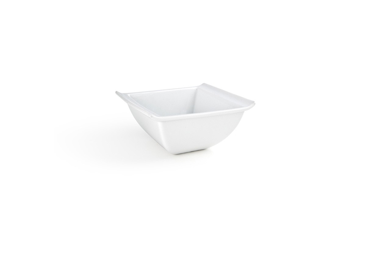 "4.75"" Square Nouvelle Bowl - 18oz"