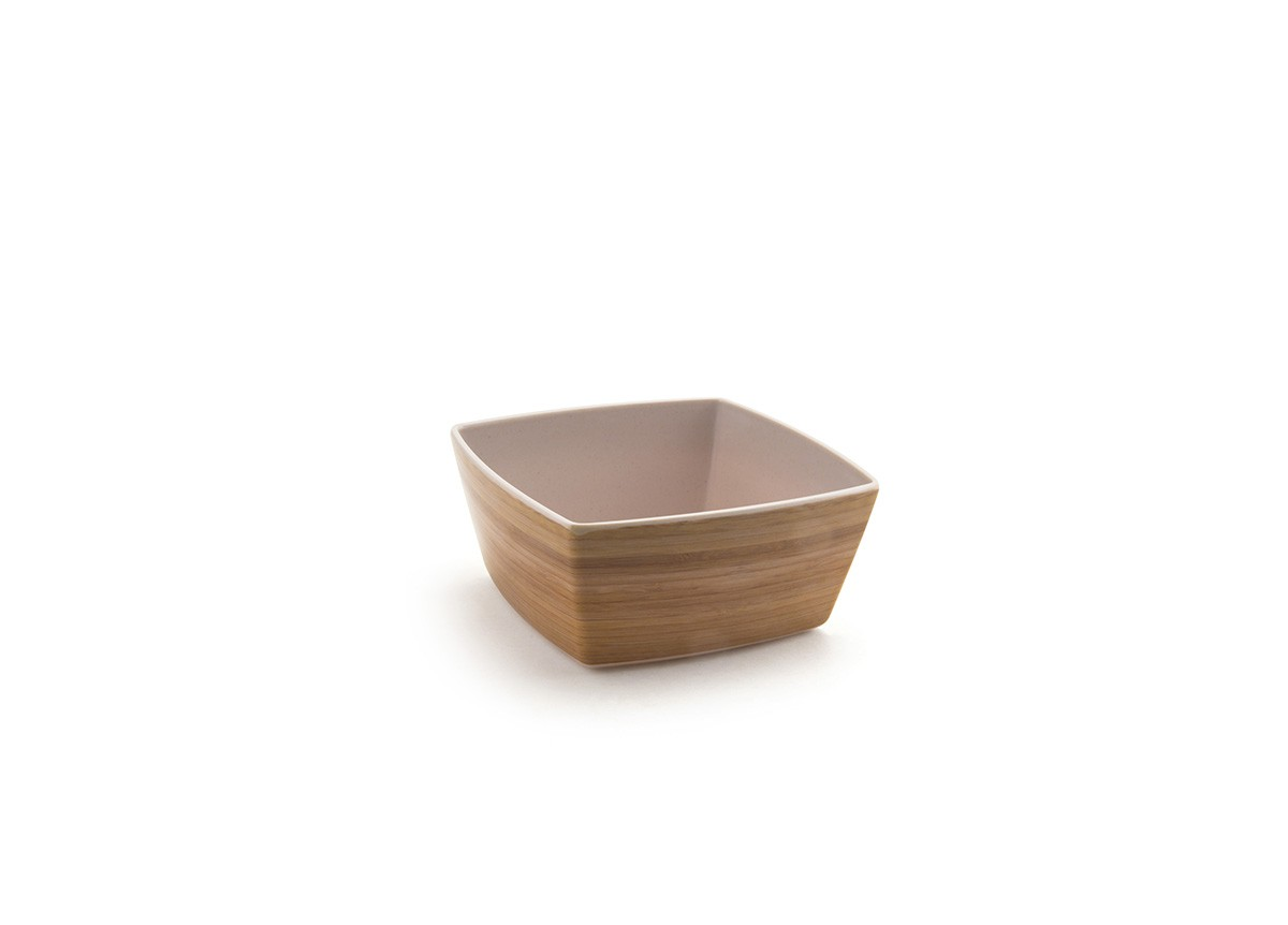 "6"" Square Platewise®  Mod®  Bowl - 36oz"