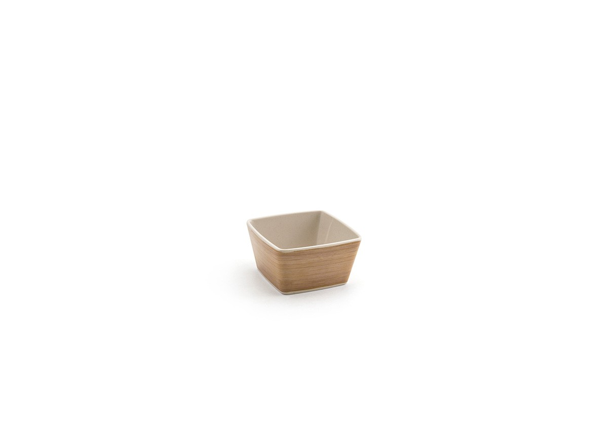 "3.25"" Platewise Mod Square Bowl"