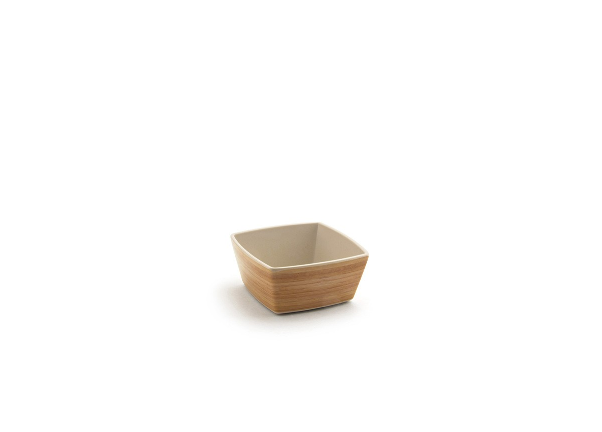 "4"" Square Platewise®  Mod®  Bowl - 10oz"