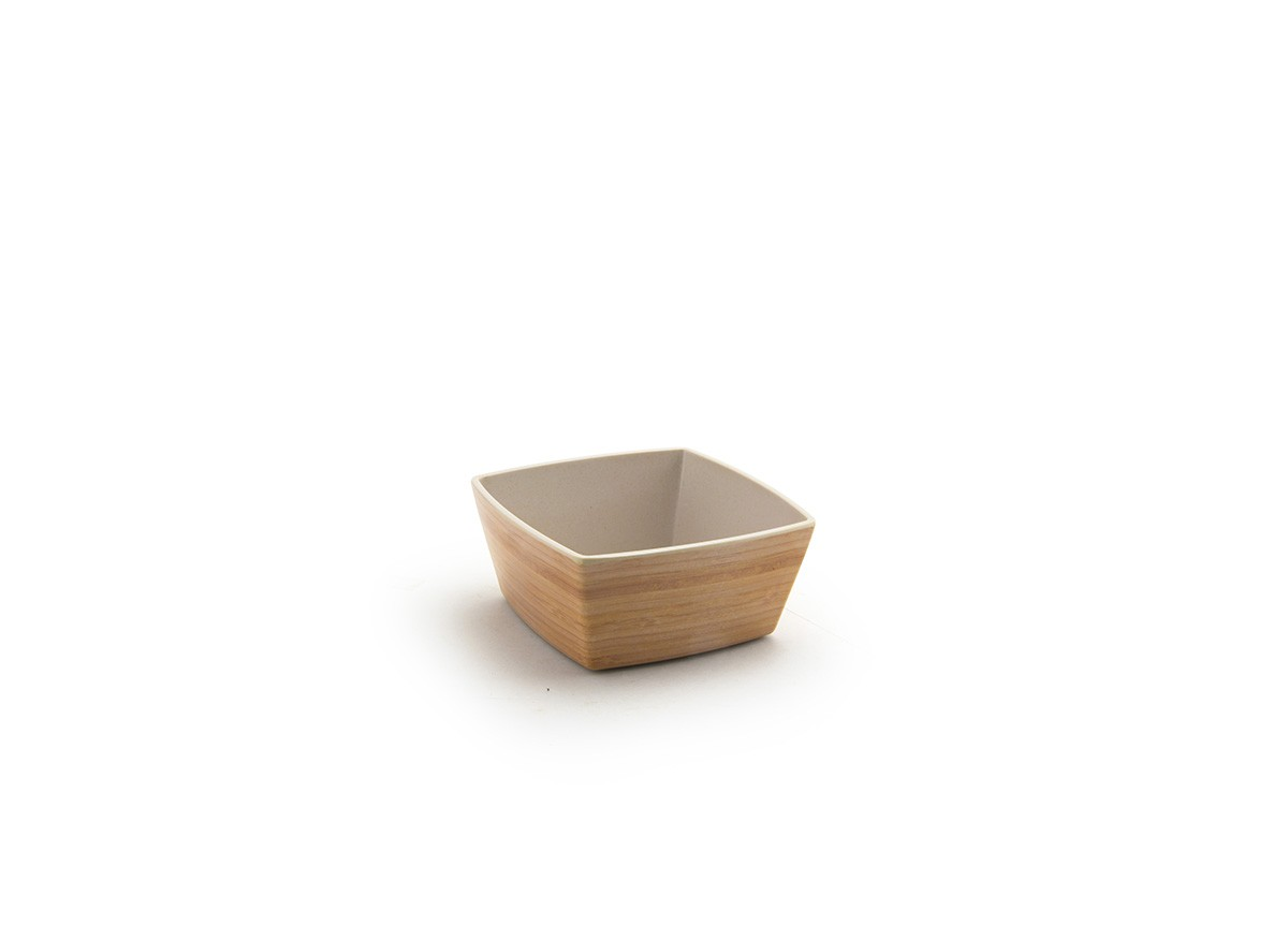 "4.5"" Platewise Mod Square Bowl"
