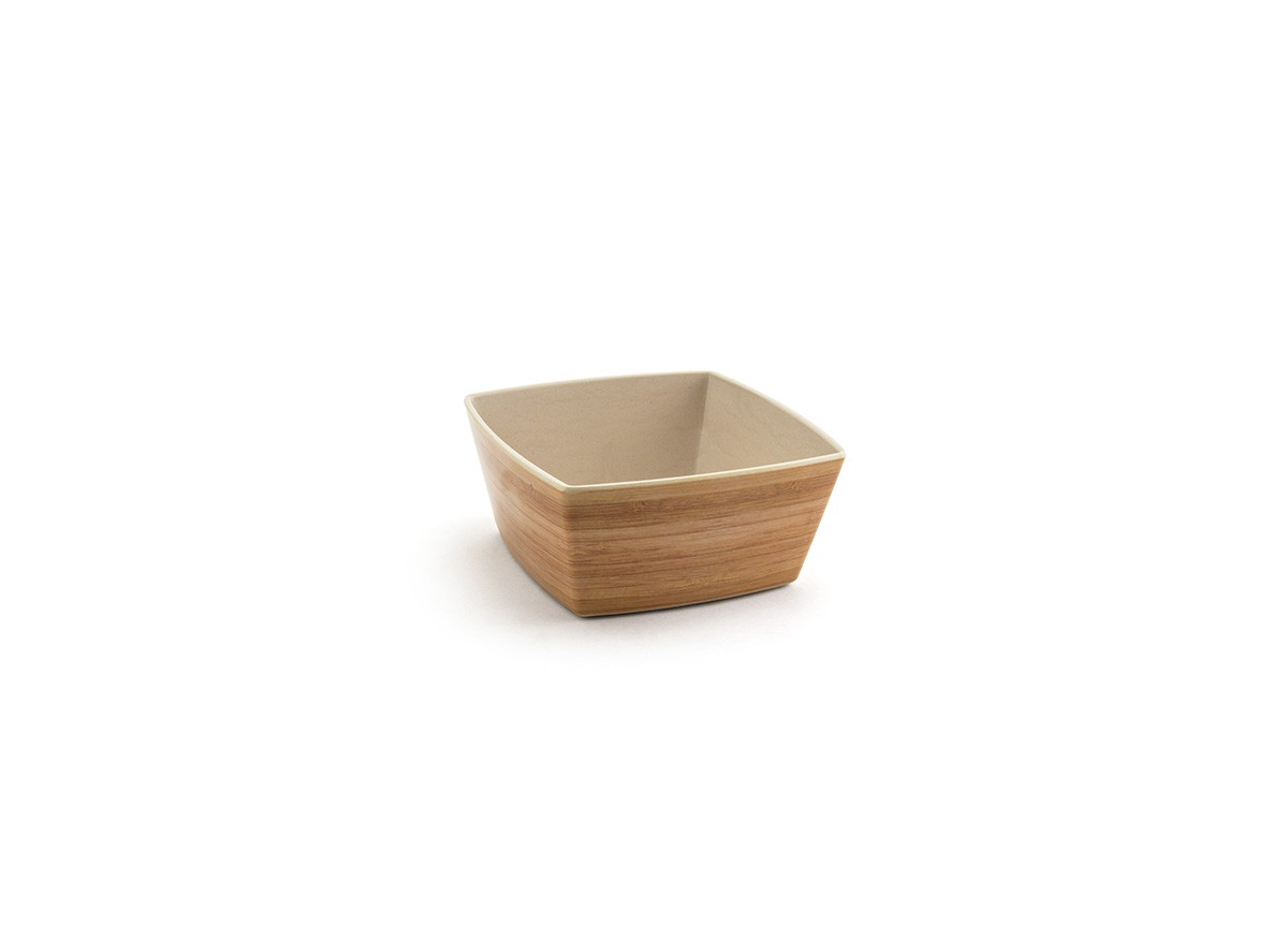 "5.25"" Square Platewise®  Mod®  Bowl - 24oz"