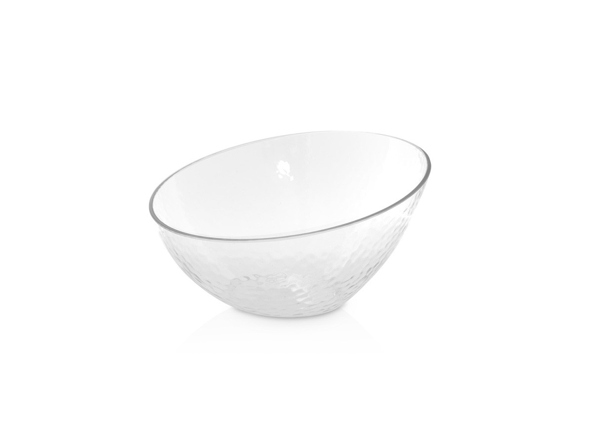 "9"" Round Drinkwise®  Slanted Bowl - 46oz"