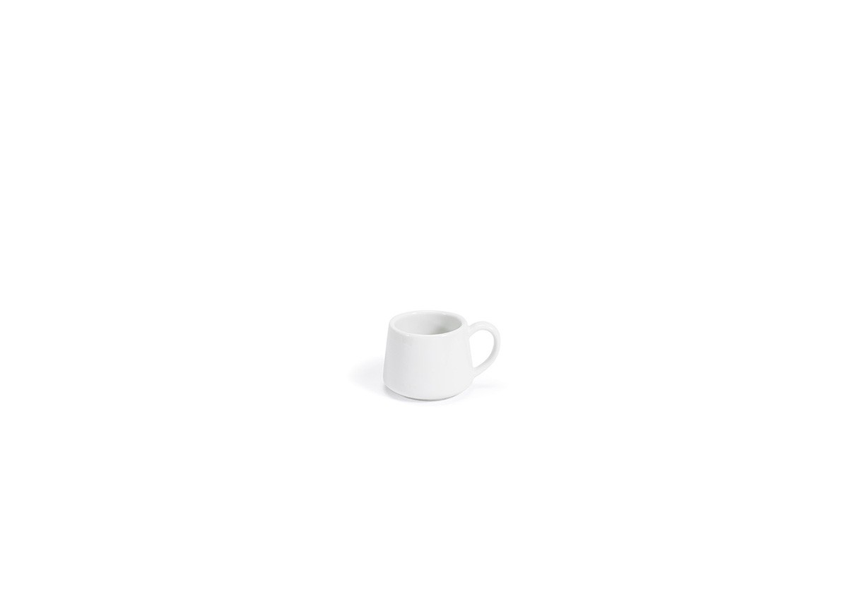 3oz Kiln Cup - White