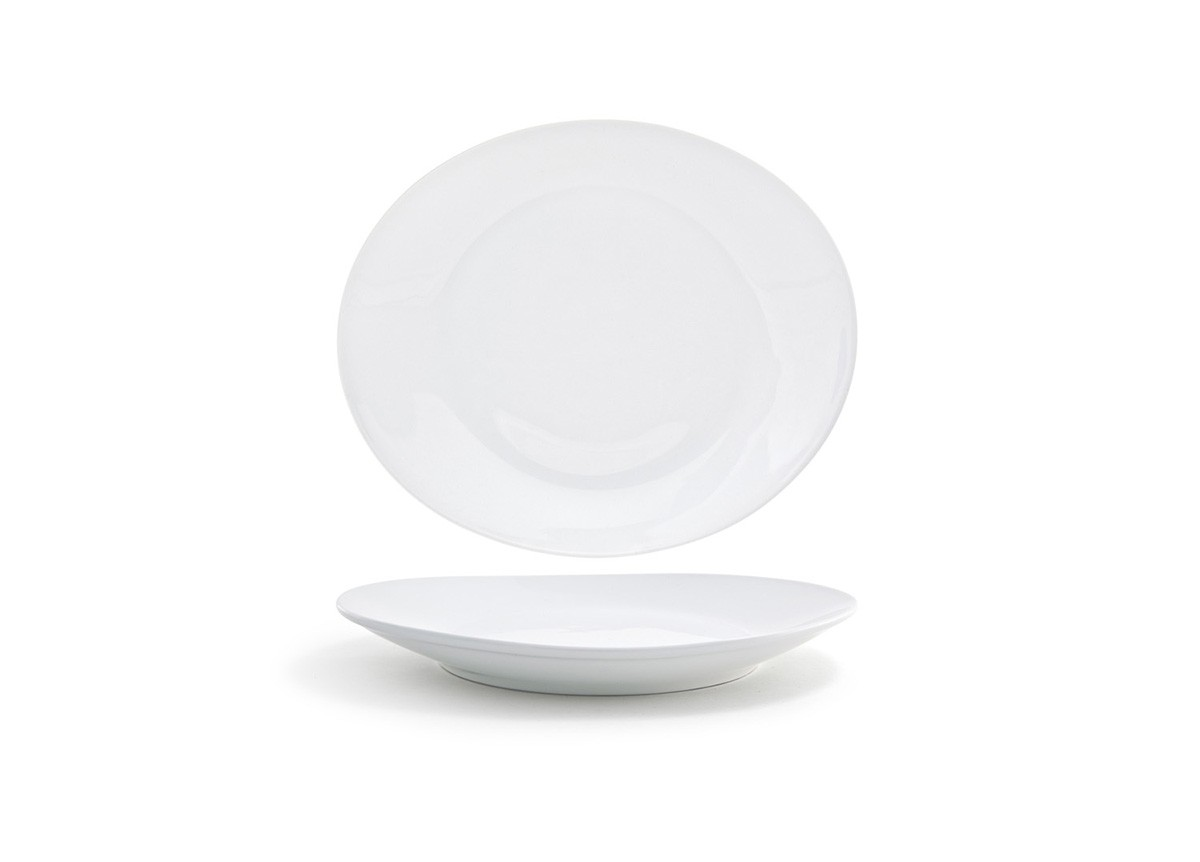 "12"" Oval Ellipse™  Plate"