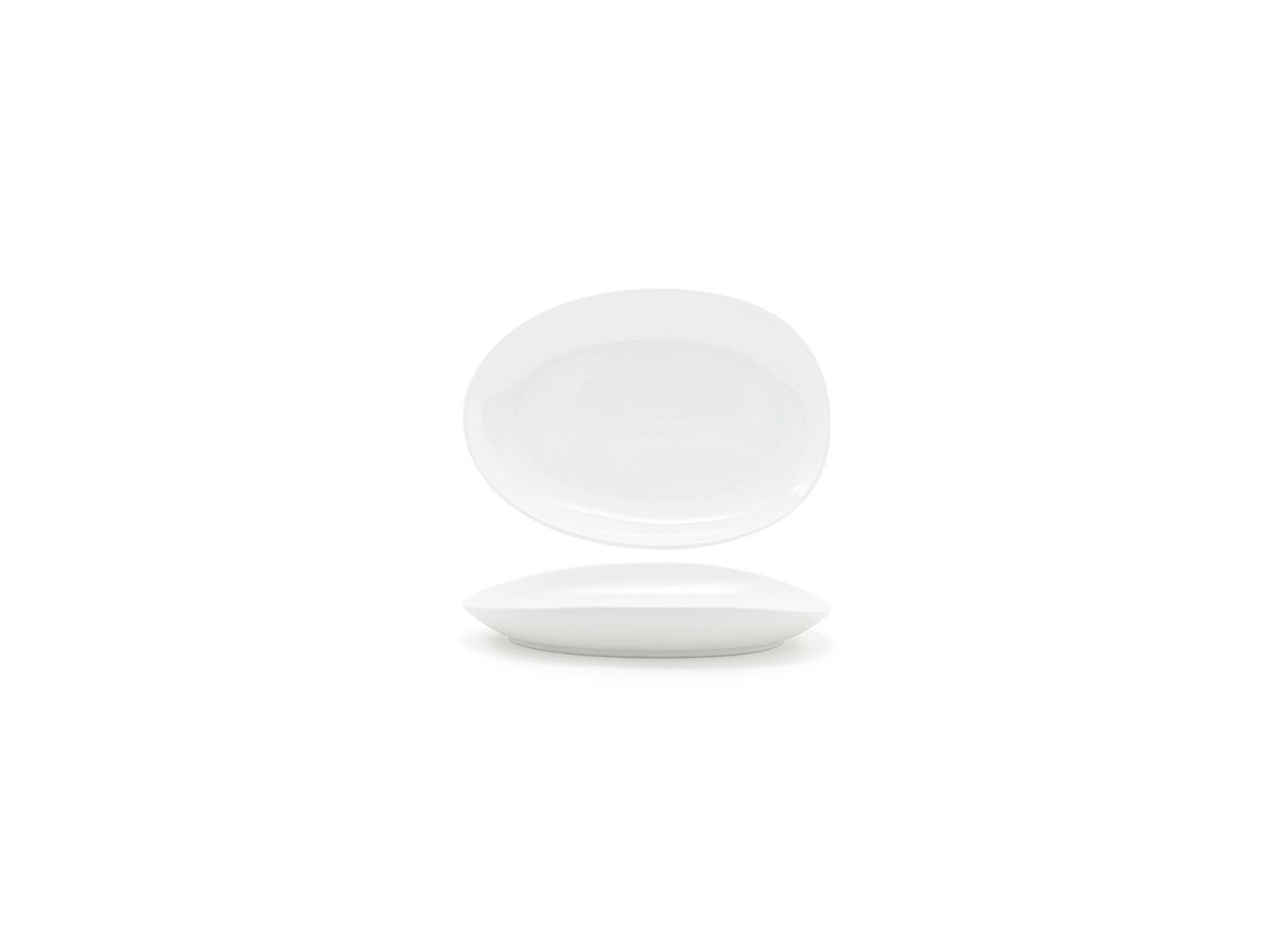"10"" Tides Plate - White"