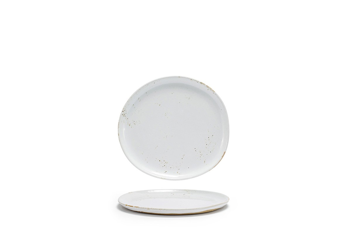 "9"" Round Artefact™ Plate - Ash"