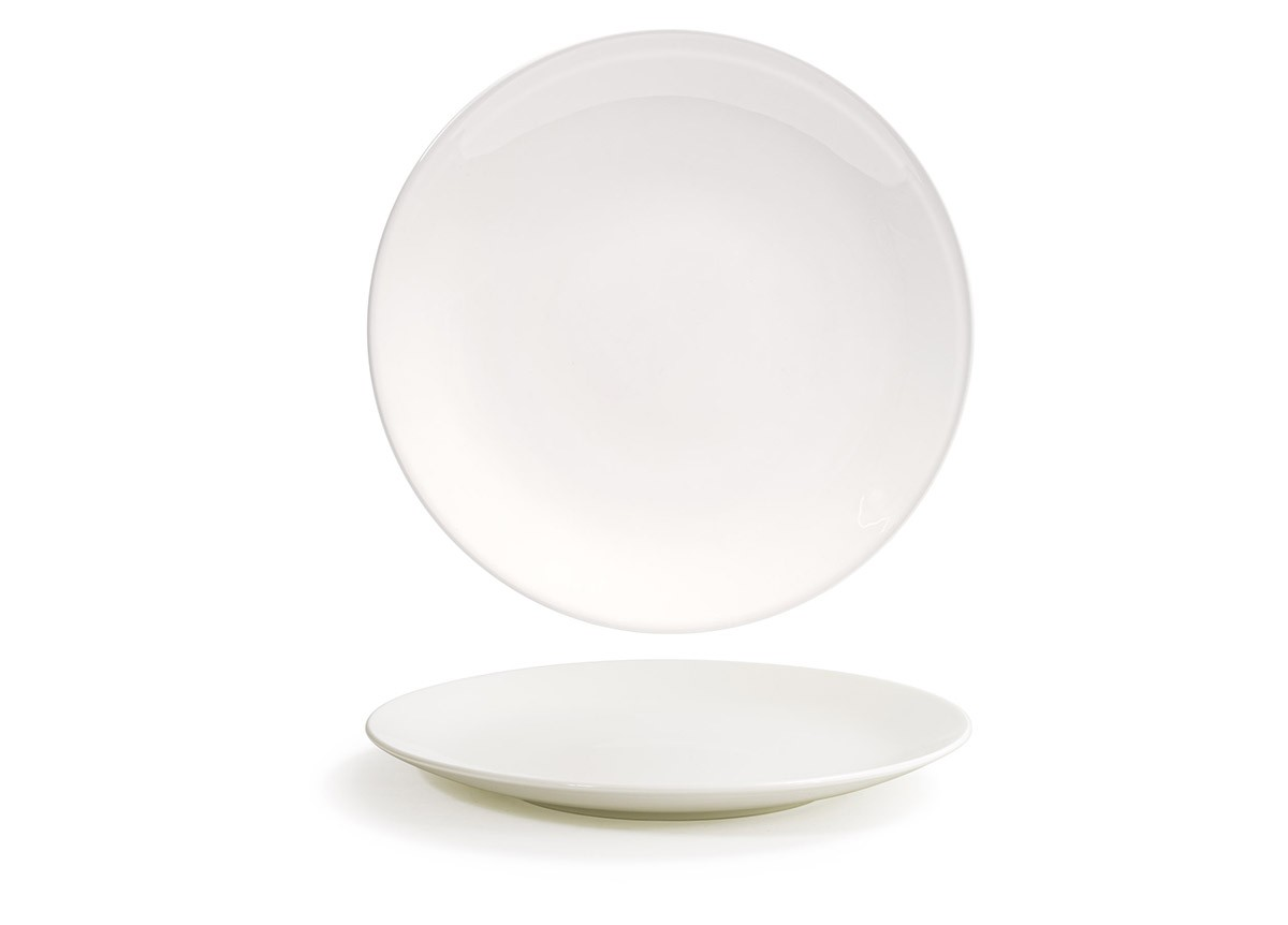 """11"""" Round Catalyst Coupe Plate"""