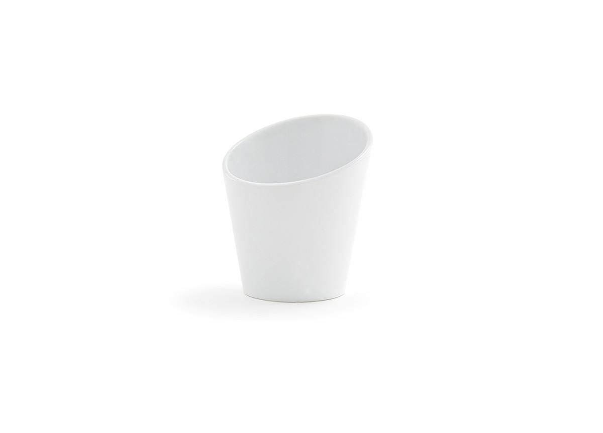 6oz Tall Harmony Slanted Cup
