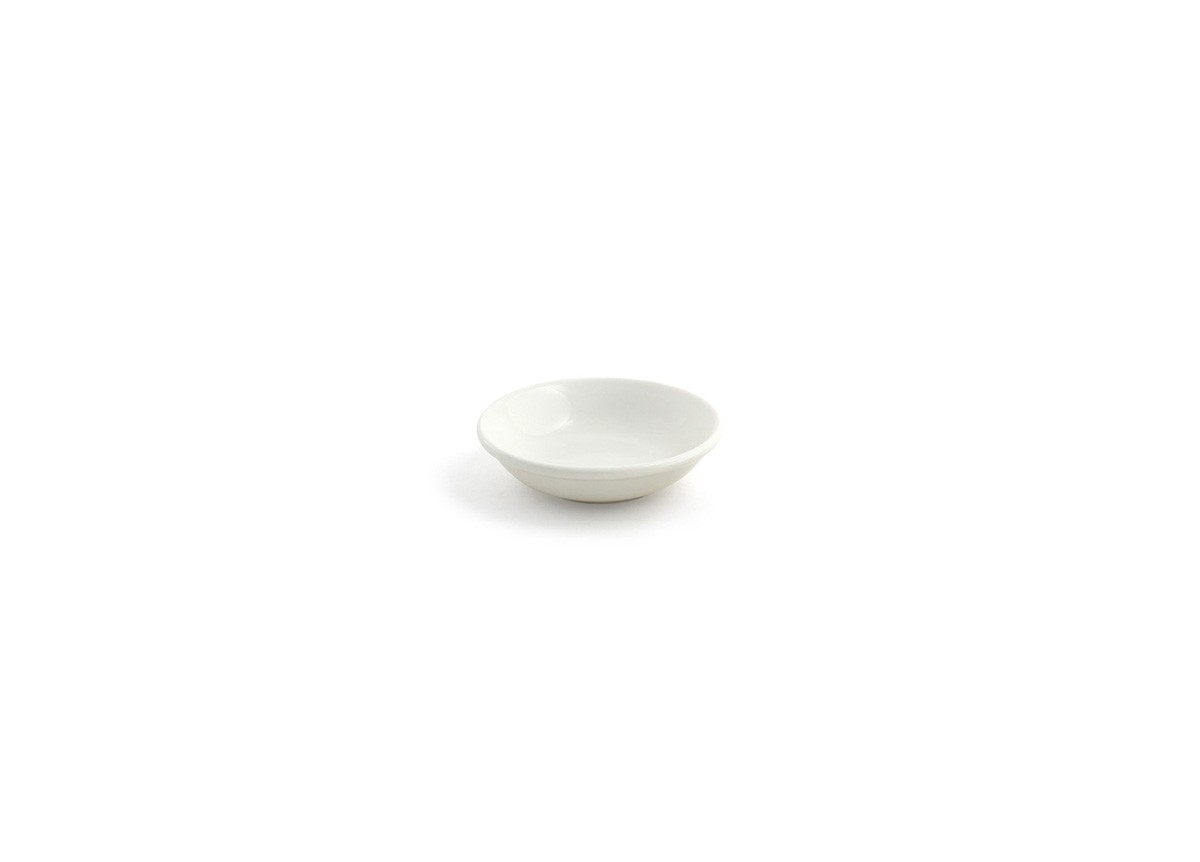 "3"" Round Catalyst Dish - 1oz"
