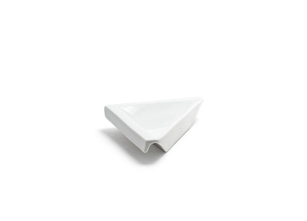 2.5oz Deep Kyoto™  Triangle Hanging Ramekin