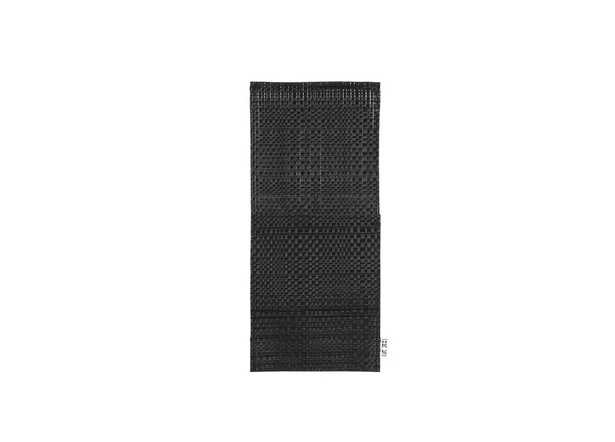"10"" x 4.5"" Metroweave®  Pocket - Random Weave Black"