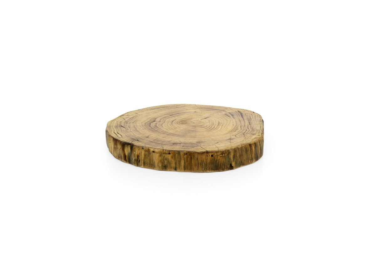 "12"" Round ROOT Board - Natural"