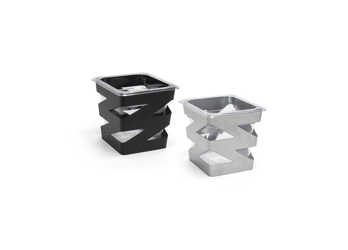 Zig Zag Housing/Pan Set - Small