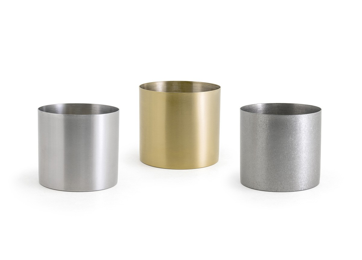 14oz Round Stainless Holder
