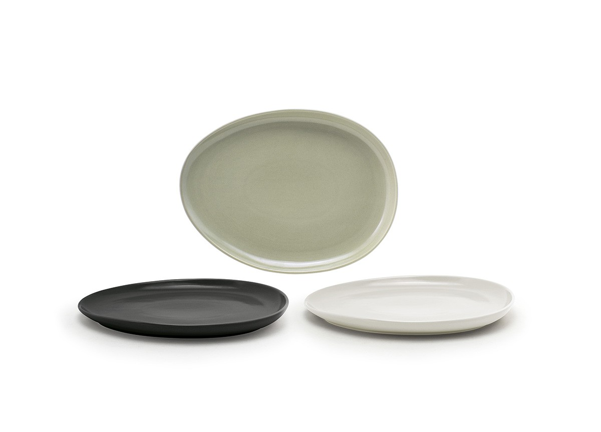 "13"" Tides Low Plate"