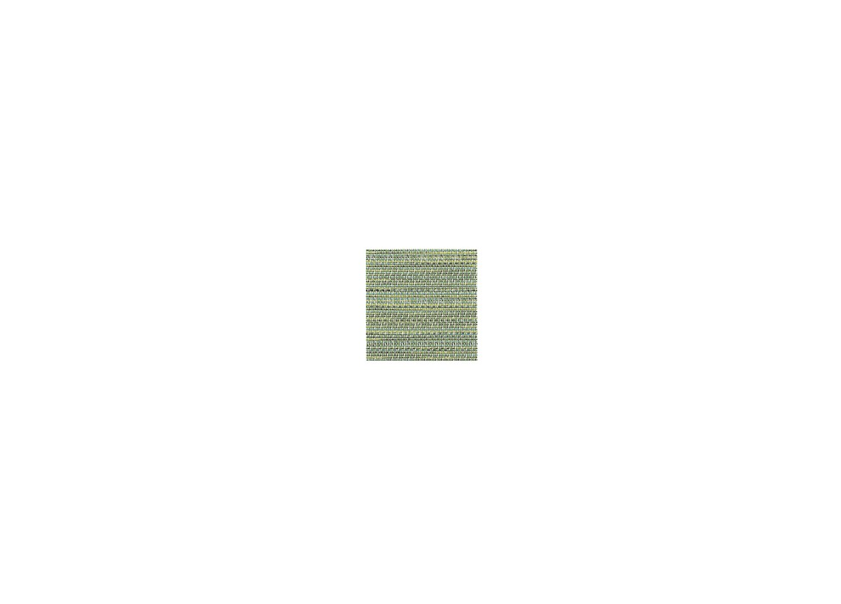 "4"" Square Metroweave Coaster - Urban Green"