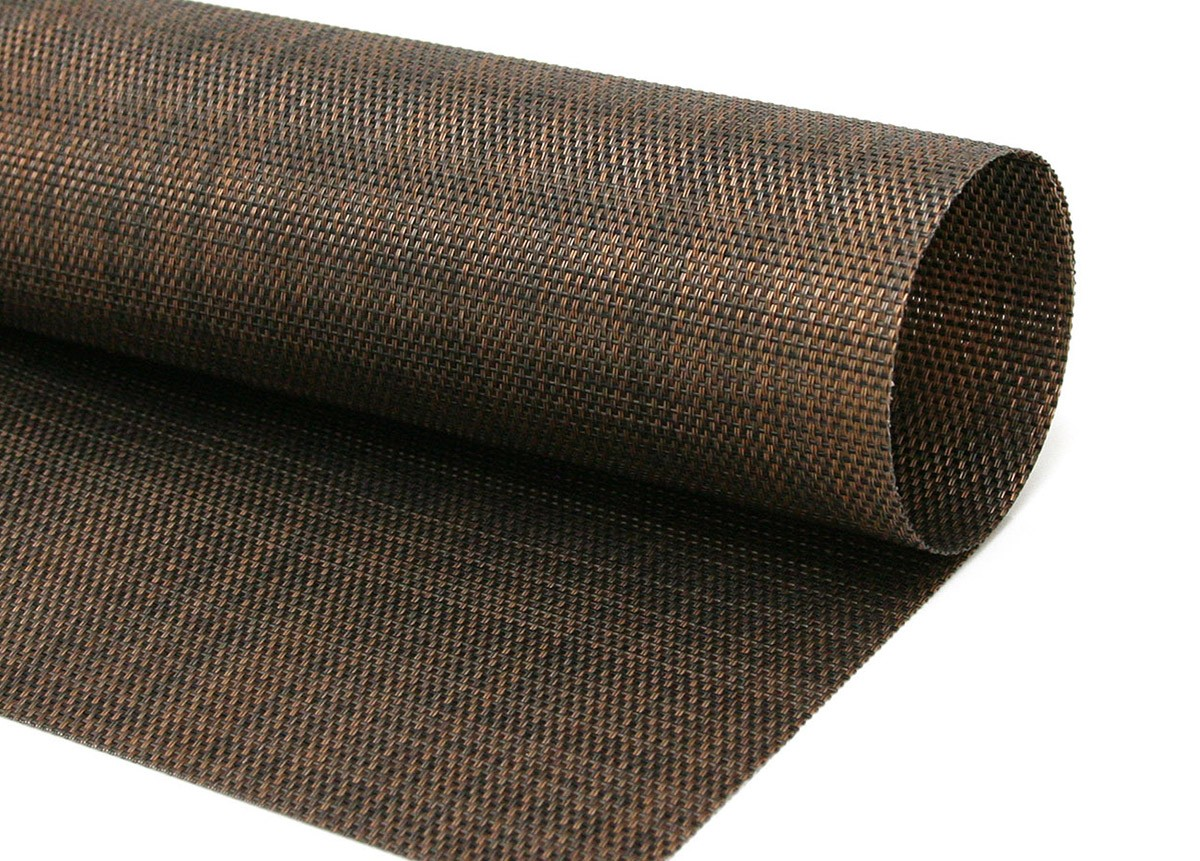 "16"" x 12"" Mesh Mat - Copper"