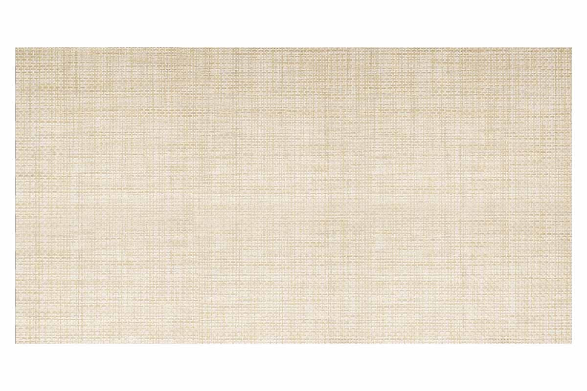 "29"" x 16"" Metroweave Basketweave Bistro Mat - Natural"