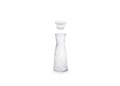 10oz Drinkwise®  Hammered Carafe and Cover