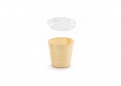 5oz Servewise® Tall Ramekin and Cover