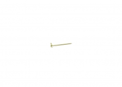 """3.5"""" Knotted Bamboo Pick - Natural"""