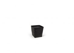 1/6 Size Metroweave® Housing - Random Weave Black