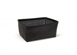 1/2 Size Metroweave®  Housing - Deep - Random Weave Black