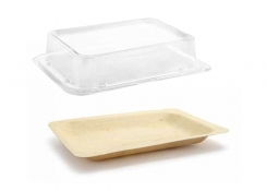 "8"" X 5.75"" Servewise® Plate and Cover"