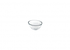 "3.75"" Round Kaleidoscope Slanted Bowl - 3oz"