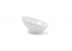 "7.5"" Round Slanted Bowl - 14oz"