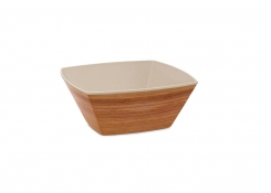 "9.25"" Square Platewise®  Mod®  Bowl - 104oz"
