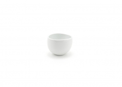 8oz Round Tides®  Tall Cup/Bowl - White