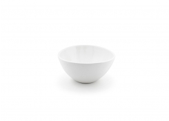 "7.5"" Oval Tall Kiln®  Bowl - 42oz - White"