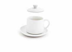 10oz Kiln®  Cup - White and Cover