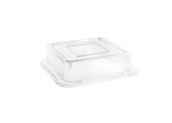 "8"" Square Servewise®  Plate Cover"
