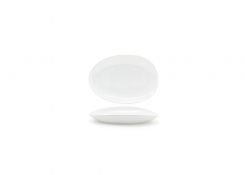 "10"" Oval Tides®  Plate - White"