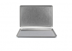 "14"" x 9.5"" Stainless Mod®  Plate - Antique"