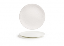 "9.5"" Round Catalyst Coupe Plate - Pearl"