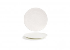 """8"""" Round Catalyst Coupe Plate - Spoke"""