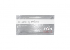Cleaning Wipe Packet - Box of 100