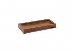 "8"" x 4"" Rubberwood Tray"