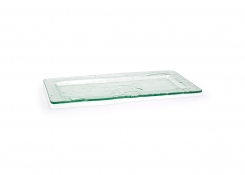 "15.75"" Rectangle Arctic Platter - Clear"