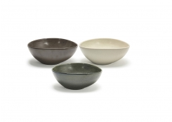 "9.5"" Round Tall Kiln®  Bowl - 60oz"