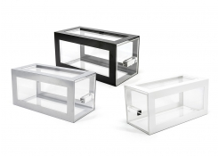 Metal Housing/ Drawer Set