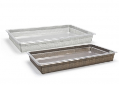 Full Size Metroweave Housing/ Pan Set - Shallow -