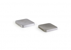 """4"""" Square Stainless Dish"""