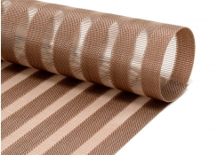 "16"" x 12"" Metroweave Nautical Mat - Copper"